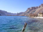 Band-i-Amir (بند امیر): jewel of central Afghanistan