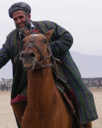 Buzkashi, Mazar-i-Sharif, Afghanistan