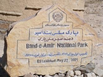 Band-i-Amir, Afghanistan