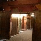 Marrakech at Dusk
