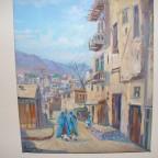 Painting Kabul
