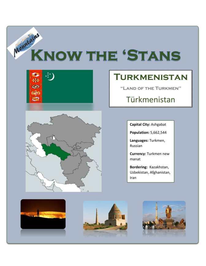 Turkmenistan-1